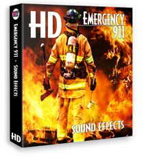 HD – Emergency 911 Sound Effects on Hard Drive | Sound Ideas