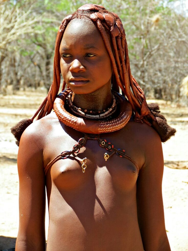 young nude african girls