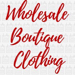 LA Showroom is your premier destination for wholesale boutique style clothing.