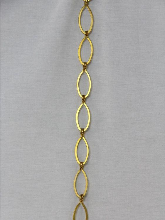 Brass Chandelier Chain CH-04   Acid Dip Finish   RCH Decor