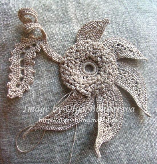 Irish crochet Irish Crochet Patterns Inspiration Technique Vintage ...