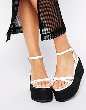 Enlarge ASOS HOME RUN Heeled Sandals