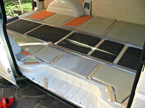 If You Want To Build Your Own Camper Van Youll Need Some DIY