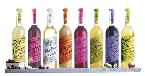 Alcohol alternatives! Elderflower cordial