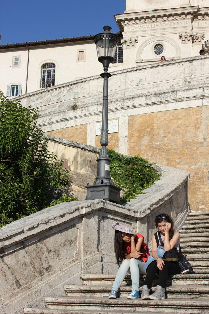 Piazza di Spagna,Rome