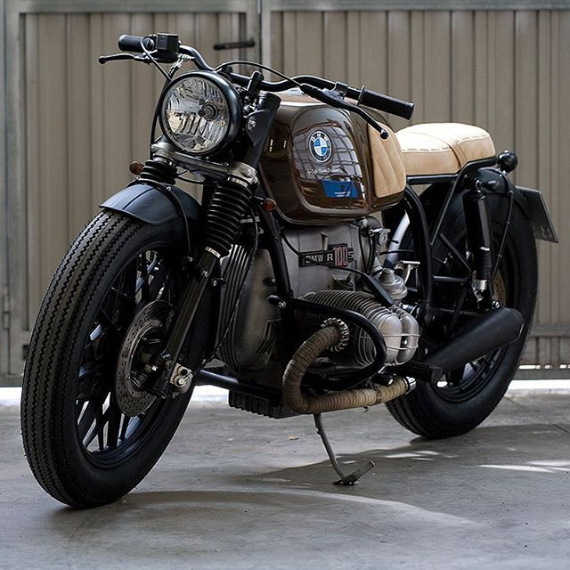 """A balanced diet is chocolate in both hands"" #crd71 by @caferacerdreams…"