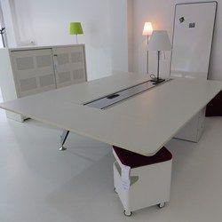 Invitation werkbench en vergadertafel #actie #korting #showroom #burovorm #sedus www.burovorm.be