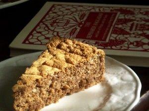 Fig Walnut Torte | Figs | Pinterest