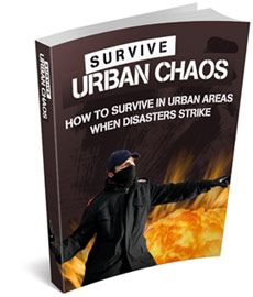 """""""How You and Your Family Can Survive Any Urban Disaster, Bugged In Your Own Home and Without Relying On The Authorities. Survive Riots, Financial Crises, Nuclear Disasters, Pandemics, Terrorist Attacks and More!"""" http://www.leadsleap.com/go/43505"""