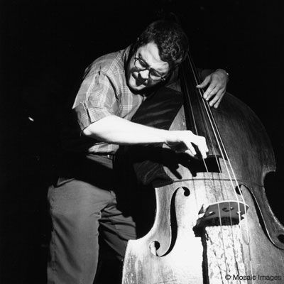 Charlie Haden is an American jazz musician. He is a double bassist, probably best known for his long association with saxophonist Ornette Coleman. Haden is also known for his signature lyrical bass lines.