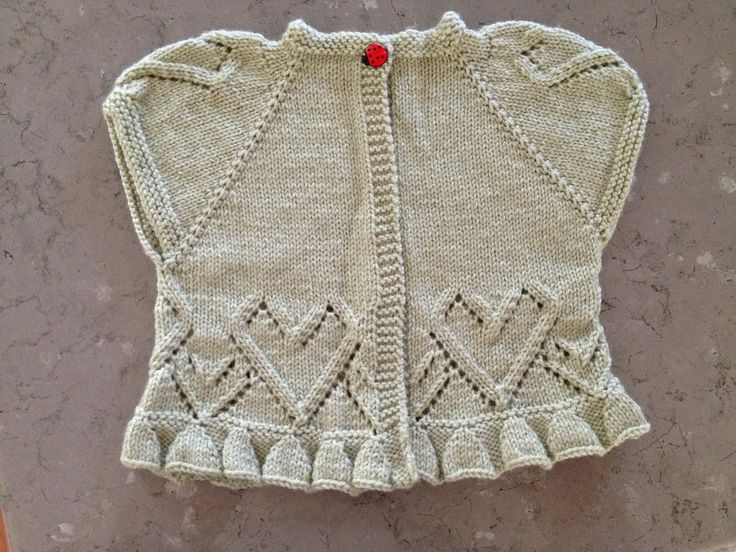 Ravelry: Project Gallery for a little love, a girly shrug... pattern by the barbarian horde