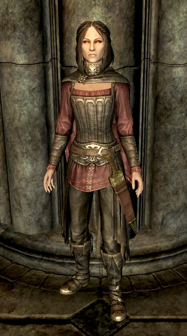 Serana from Elder Scrolls V: Dawnguard