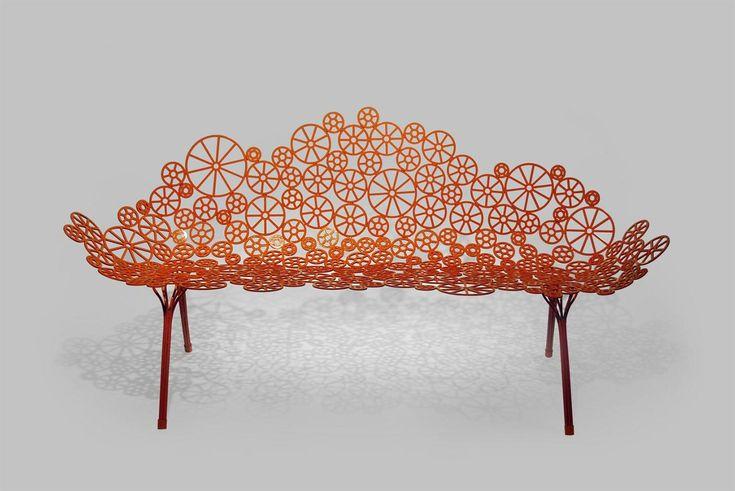 2016 Rio Olympics: a focus on Brazilian design pics: A Lot Of Brasil, sofa Estela - designer: Fernando e Humberto Campana - See more at: http://magazine.designbest.com/