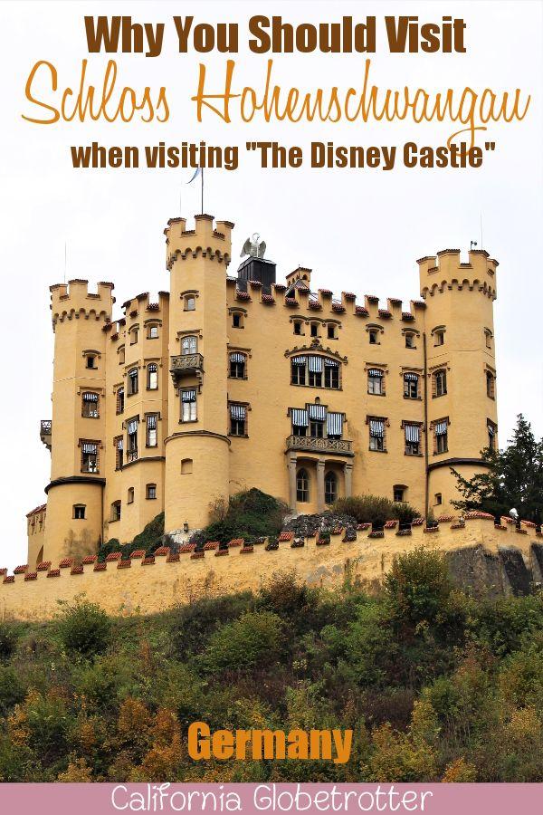 Schloss Hohenschwangau Culture Travel Germany Vacation Europe Travel