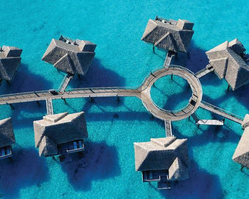Bora Bora #vacation #place