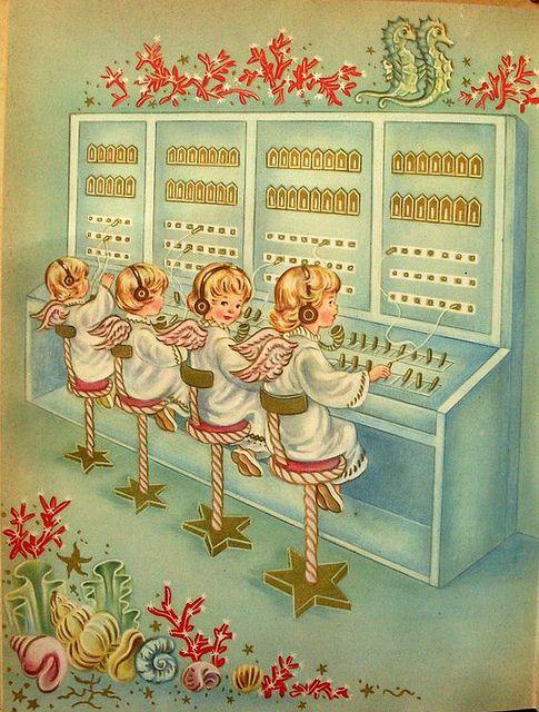 illustrazione libro - mariapia - anni 50 - 3 by sonobugiardo, via Flickr