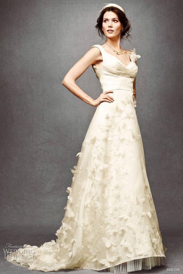 Le stanze della moda: Abiti da sposa 2014 cercasi: matrimonio vintage, hippie o boho chic?