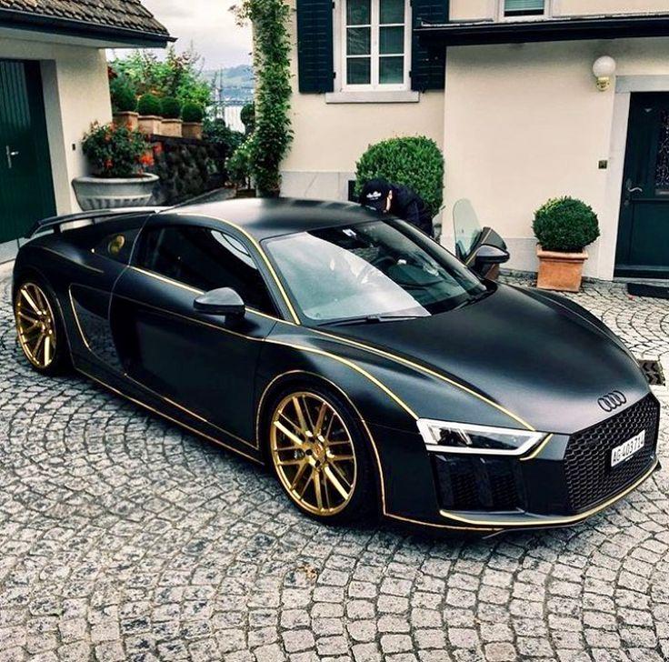 Best 25+ Audi R8 Matte Black Ideas On Pinterest