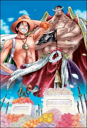 Biografia: Portgas D. Ace - One Piece World v5