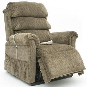 Pride 660 Mini Lounger Duet Riser Recliner Chair