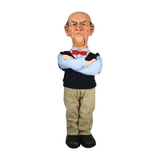 Best lightweight ventriloquist manikin, perfect for exciting, instruction or only for the sake of entertainment. Now get special discounts on Walter Puppet from puppetmaster.