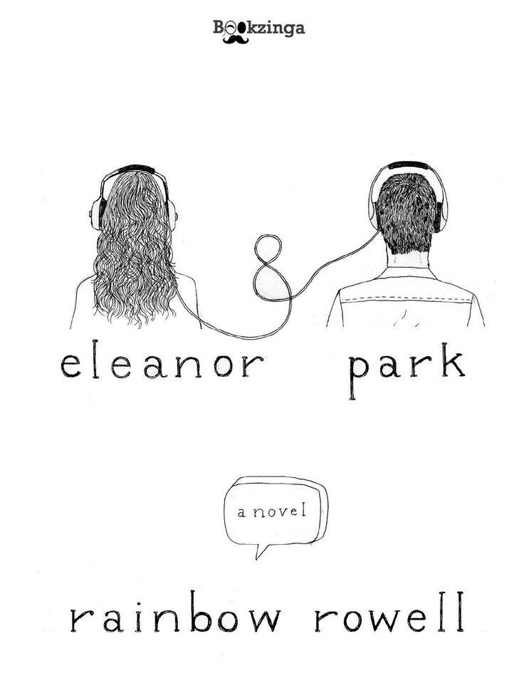 """Eleanor & Park - Rainbow Rowell  """"Bono conoció a su esposa en la escuela secundaria"""", dice Park. """"Igual Jerry Lee Lewis """" responde Eleanor. """"No estoy bromeando"""" dice él. """"Deberías"""" dice ella """"tenemos dieciséis años."""" """"¿Qué hay de Romeo y Julieta?"""" """"Superficial, confundido, y luego muerto."""" ''Te quiero"""" dice Park. """"¿Dónde estás Romeo? responde Eleanor. """"No estoy bromeando"""" dice él. """"Deberías."""" Esta historia ubicada en el transcurso de un año escolar en 1986, Eleanor y Park es la historia de…"""