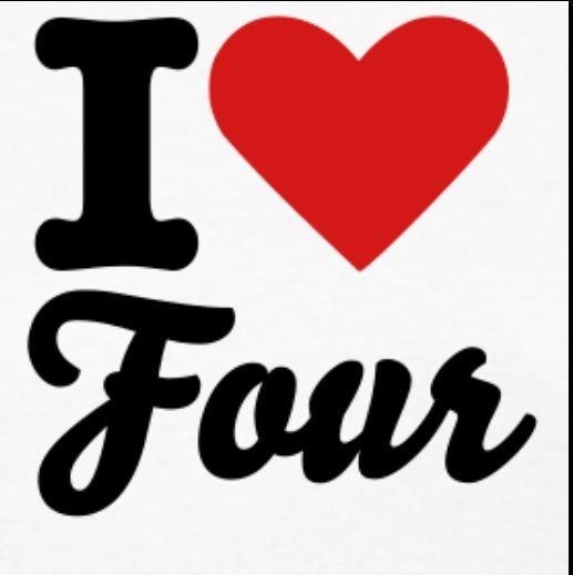 Four is my new favorite number, Tobias is my new favorite boyfriend.