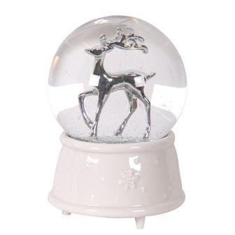 Музыкальный снежный шар 2 380 руб. Английский стиль. Галерея THEODORE ALEXANDER