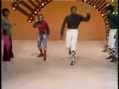 I wanted to be a Soul Train dancer SO badly.