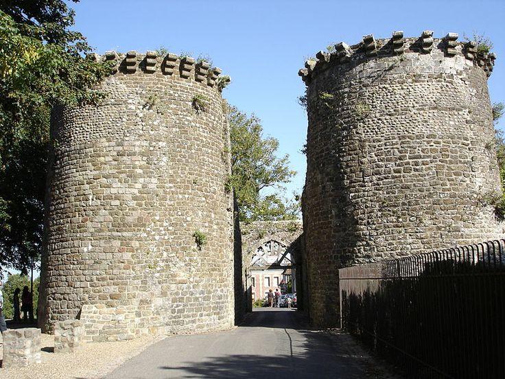 Porte Guillaume - Saint Valery sur Somme