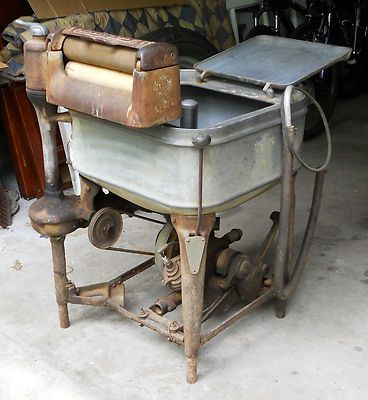 107 best images about Antique Washing Machines on Pinterest ...