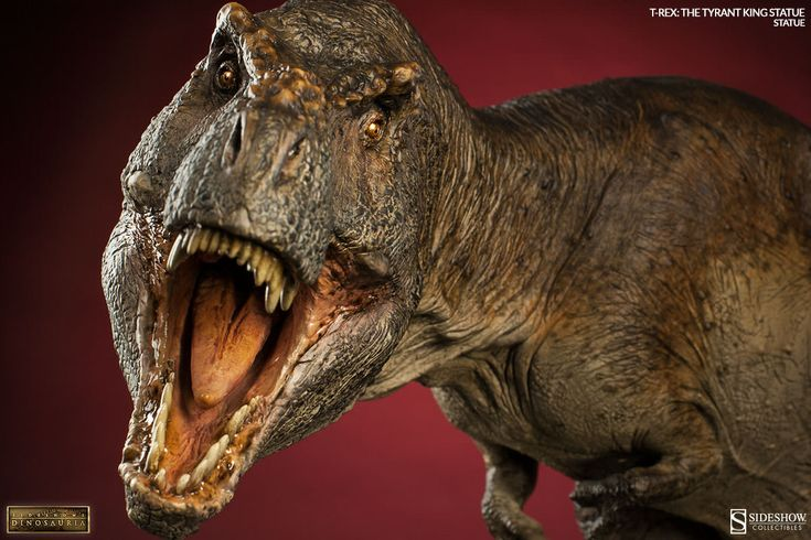 Dinosauria T-rex: The Tyrant King Statue by Sideshow Collect | Sideshow Collectibles