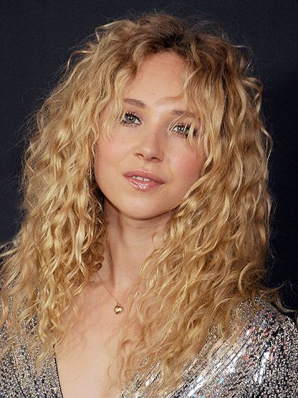 Curly Hair Inspiration - Juno Temple | allure.com