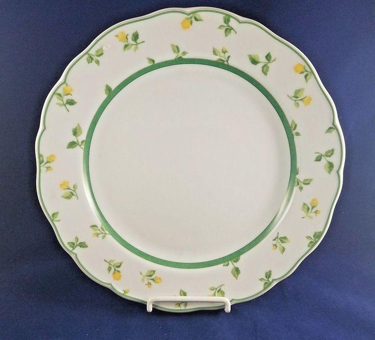 Wedgwood SUMMER DREAM FLEURET Dinner Plate 10 1/2  SET OF 2 & 112 best Wedgwood images on Pinterest