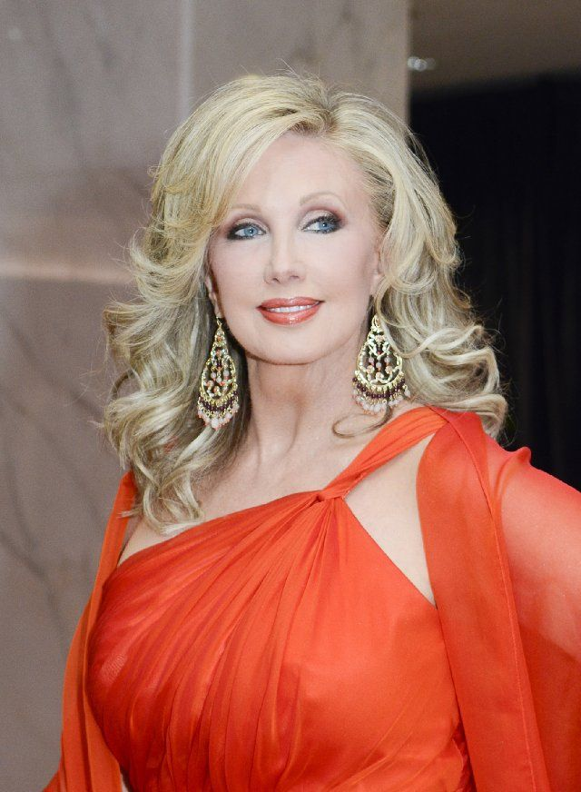Met Morgan Fairchild Amp Enjoyed Her As Mrs Robinson In The