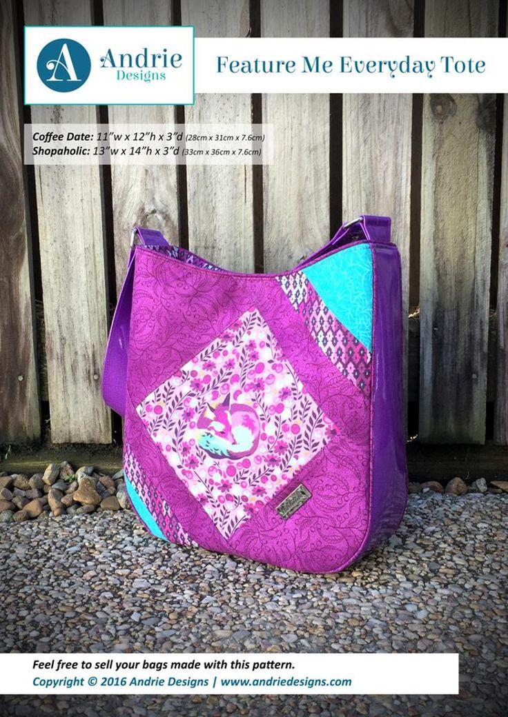 62 besten Andrie Designs Bag Patterns Bilder auf Pinterest ...