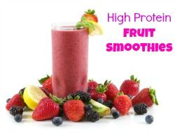 High Protein Smoothie Recipes | Life Encouraged