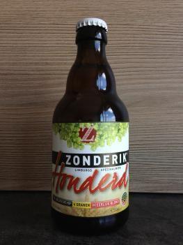 Zonderik 100 , Brouwerij Zonderik, Zonhoven-Limburg