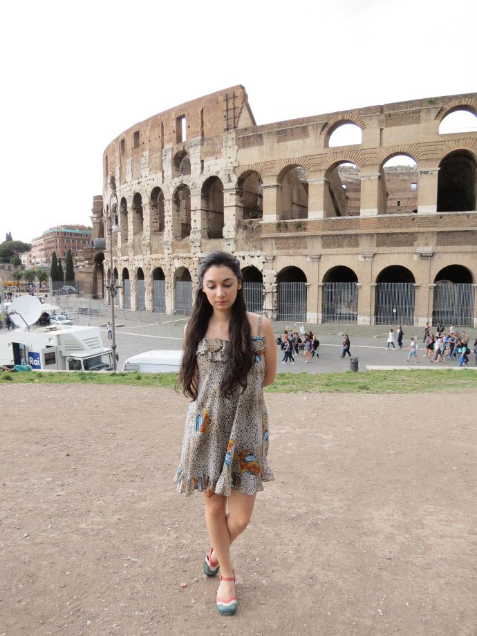 A day in the colosseum
