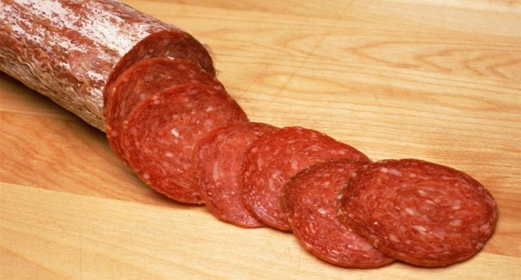 Venison Pepperoni adds a unique twist to holiday snack trays. #venison