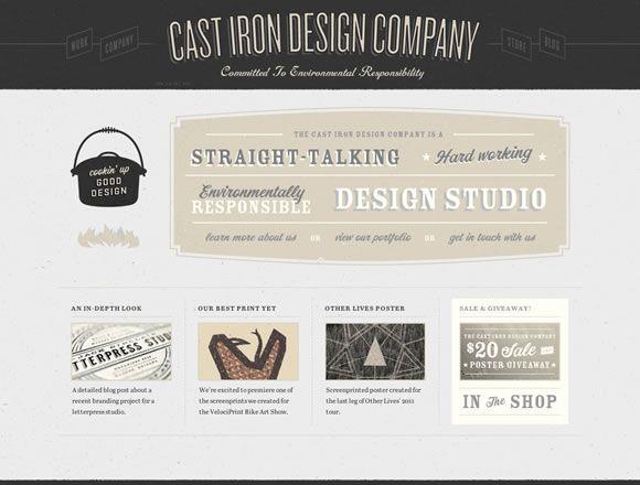 Cast Iron Design Co