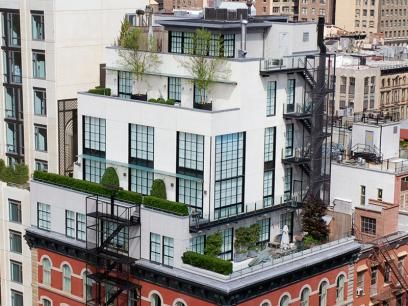 Perfect TriBeCa Penthouse Masterpiece TriBeCa New York, New York Townhouse In The  Sky. Phenomenal Finishes Abound In This Sq. Penthouse In The Heart Of  TriBeCa.