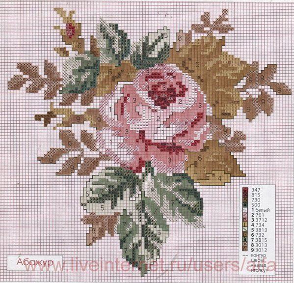 #2  Gallery.ru / Фото #4 - Викторианские розы - irgelena