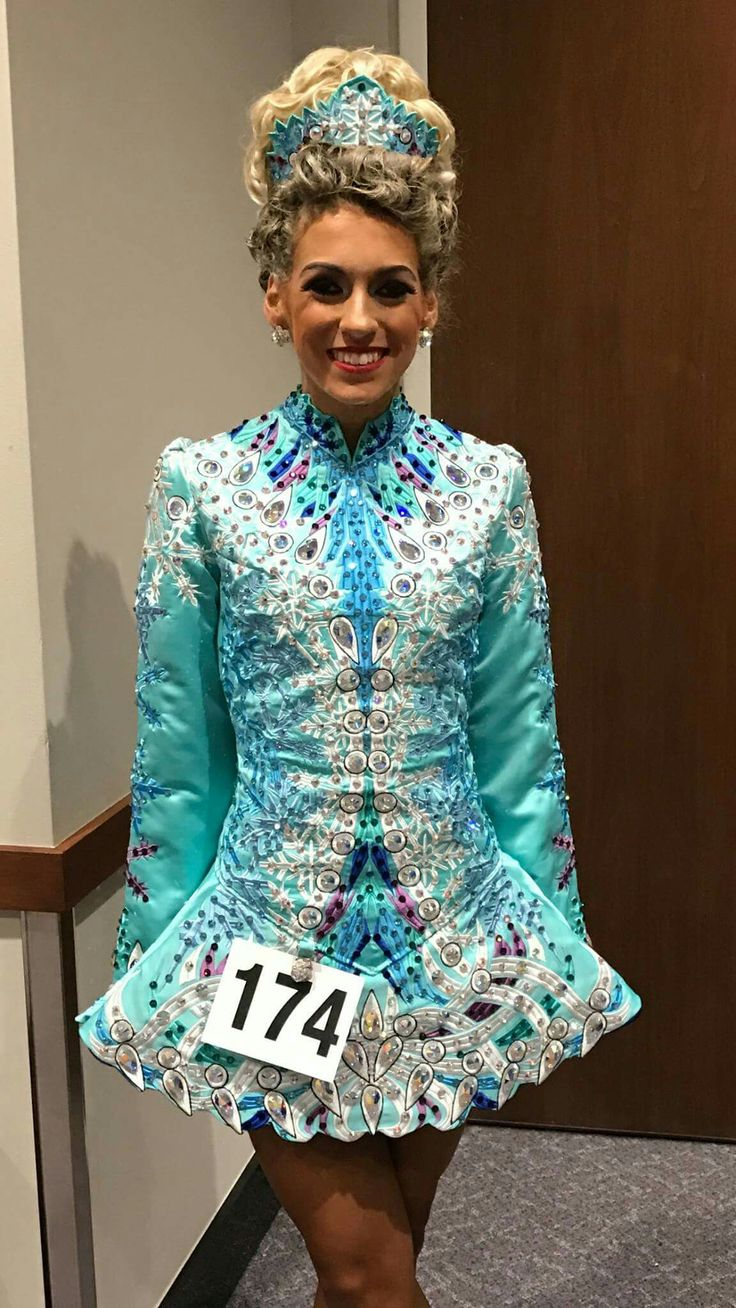 Irish dancers with very expensive and elaborate dresses Find this Pin and more on Irish dance dress designs by Debra Morales. Intricate and colourful Irish step dancing costumes I totally want an Irish step dancing dress to wear just for style.