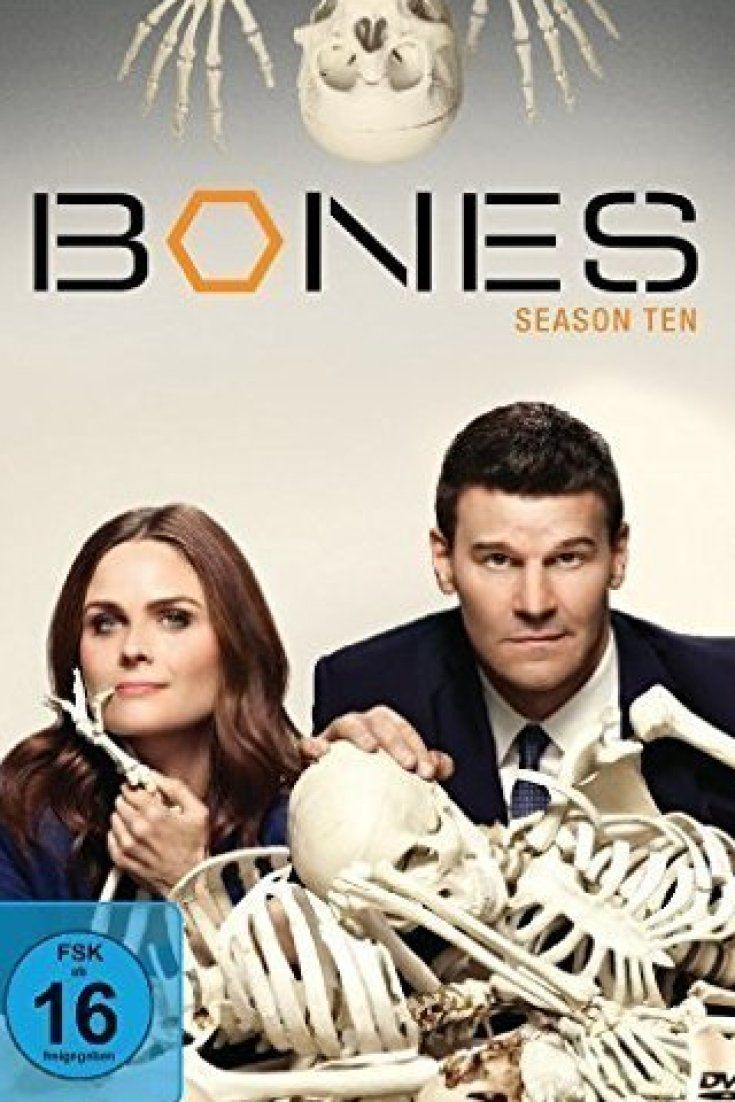 Bones - Die Knochenjägerin - Staffel 10 (DVD) Review