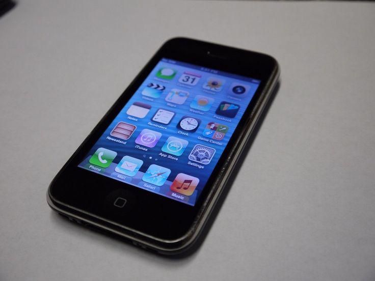 iPhone 3GS - 32GB - Black (AT&T) Smartphone (MC137LL/A) | eBay