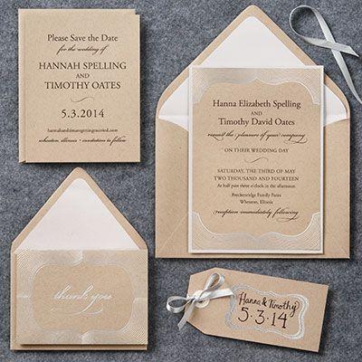 46 best Wedding invitation images on Pinterest Wedding stationery - fresh invitation dalam bahasa inggris