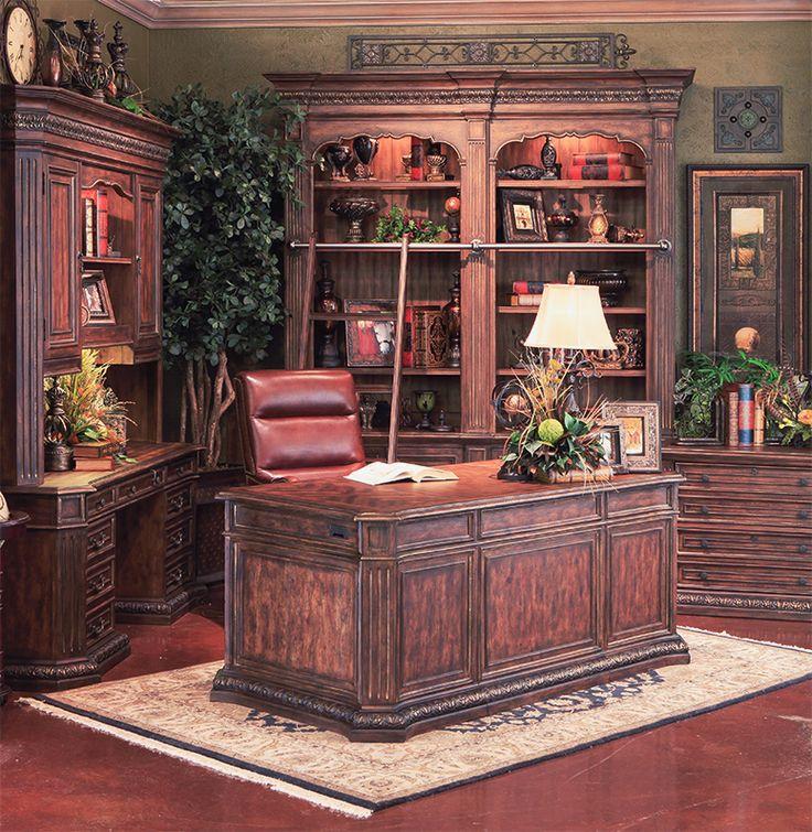 Image Of Adagio Executive Home Office
