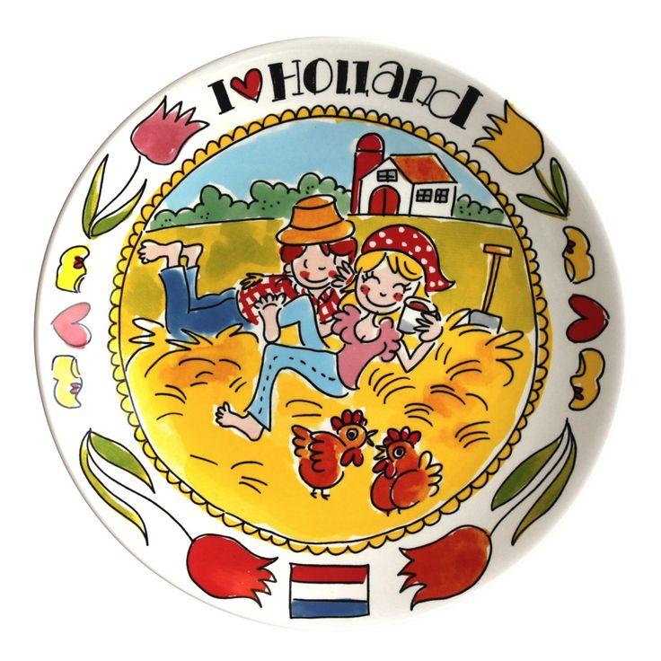 blond amsterdam  I love Holland