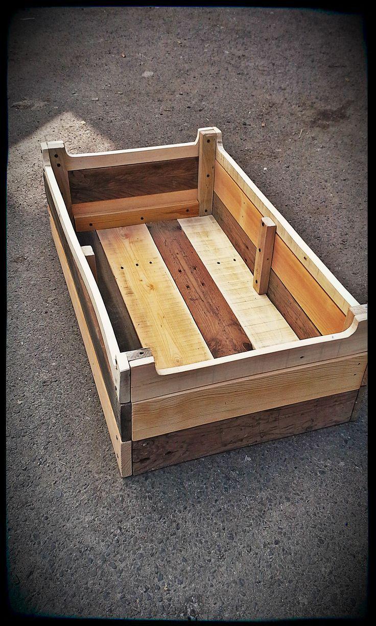 caisse pouf en bois sur mesure sur commande #diy #palet #palette #bois #wood #woodwork #  # Caisse En Bois Sur Mesure